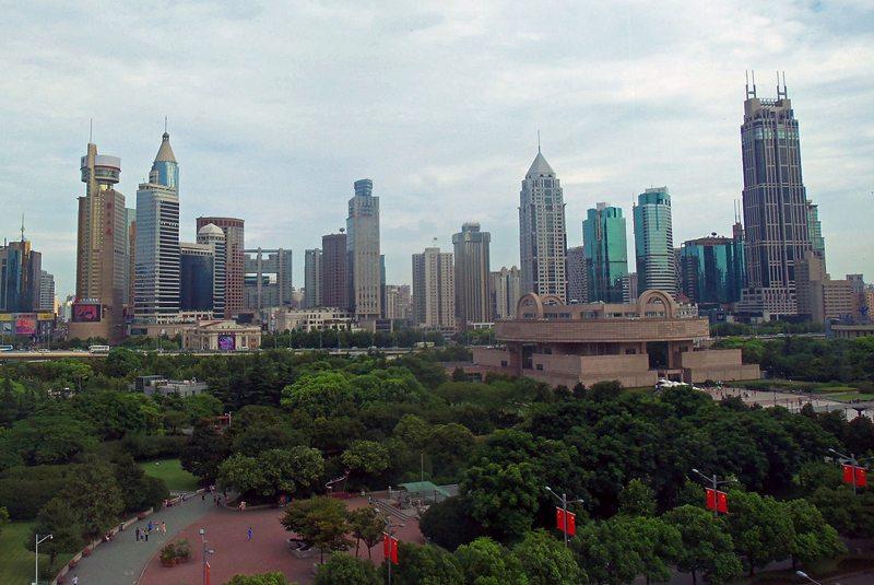 People´s Park in Schanghai (Bild: Daniel Case, Wikimedia, CC)