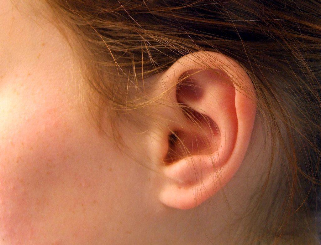 Das Ohr reagiert empfindlich auf Druckunterschiede (© Rainer Sturm  / pixelio.de)