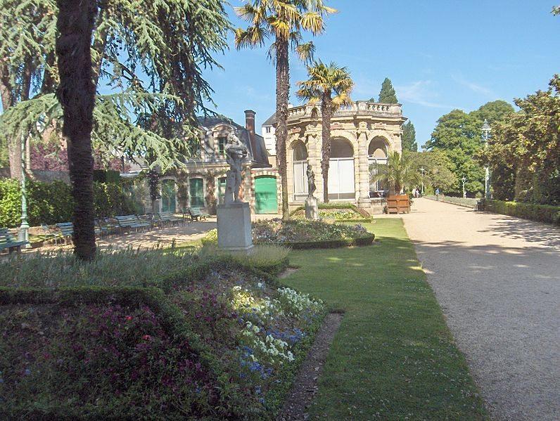 Stadtpark Jardin du Thabor (© Ash_Crow / Wikimedia / CC)