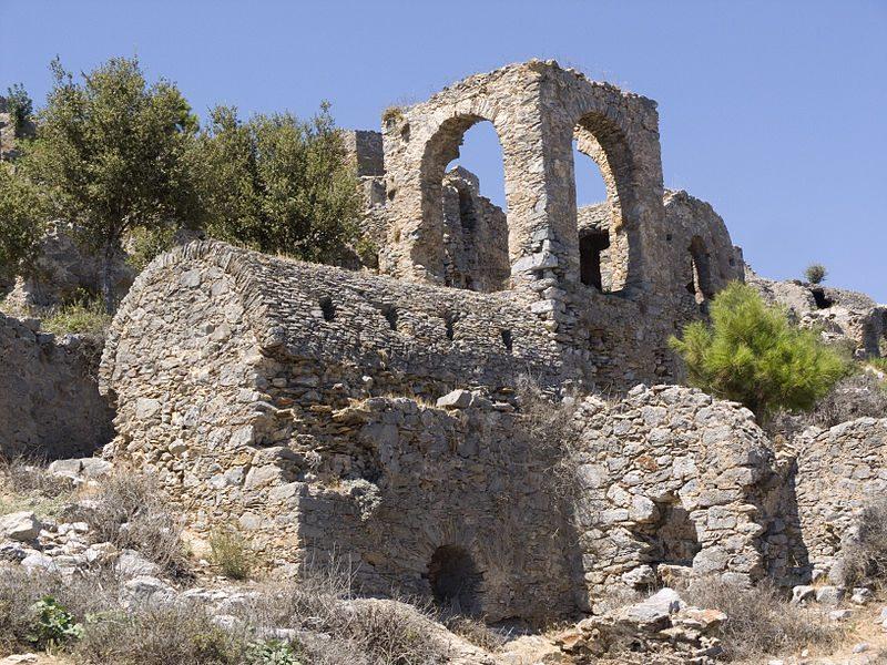 Antike Stadt Anemurion (© Островский Александр / Wikimedia / CC)