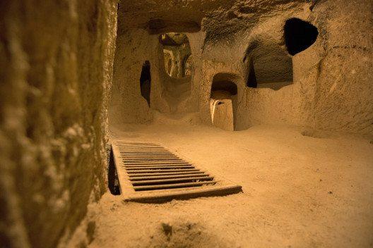 Kaymakli (Bild: © photolinc - shutterstock.com)
