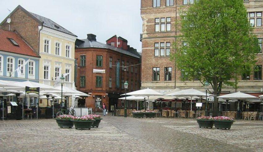Lilla Torg in Malmö (Bild: Elgaard, Wikimedia, CC)