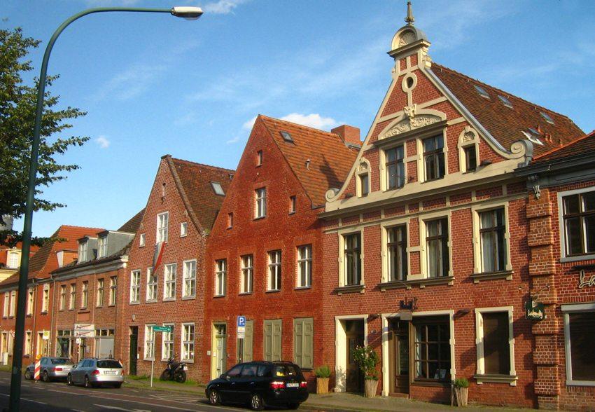 Holländisches Viertel in Potsdam (Bild: Botaurus, Wikimedia)