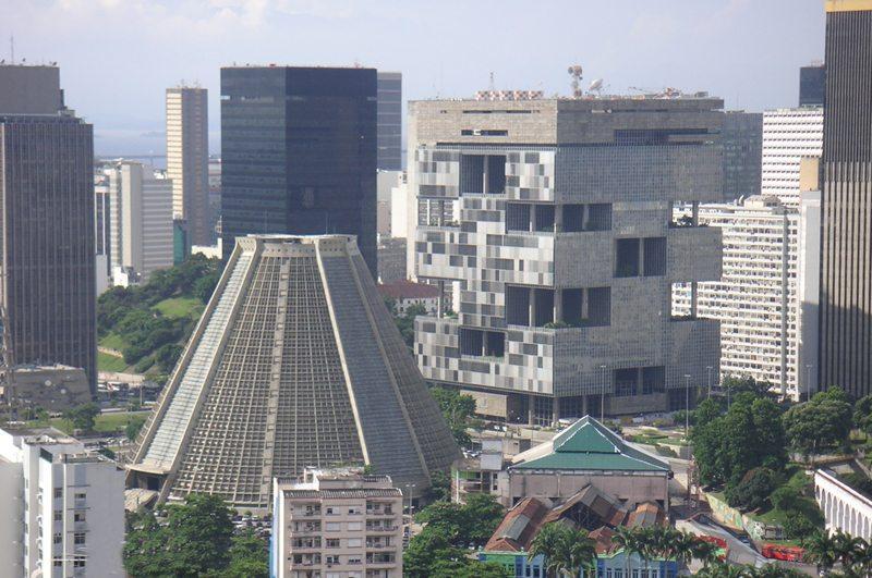 Catedral de São Sebastião do Rio de Janeiro (Bild: thomas_hobbs, Wikimedia, CC)