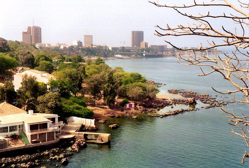 Bucht von Dakar (Bild: Isidore BOULLU, Wikimedia, CC) Ferien Afrika