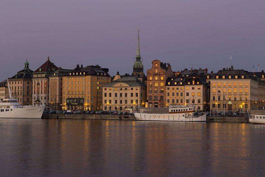 Gamla Stan – die Altstadt von Stockholm (Bild: Brorsson, Wikimedia, CC)