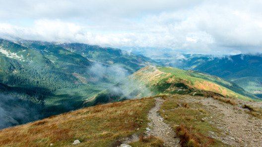 Tatra Berge in Slovakia (Bild: © Martins Vanags - shutterstock.com)