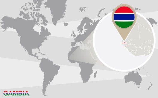 Die junge Geschichte der Republik Gambia (Bild: © BOLDG - shutterstock.com)