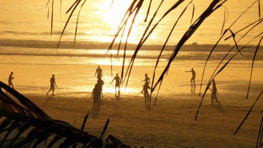 Der Tourismus in Gambia wartet mit einem abwechslungsreichen Angebot auf. (Bild: © Bart Brouwer - shutterstock.com)