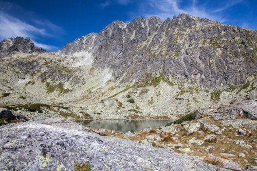 Der höchste Berg Gerlachovsky erreicht immerhin 2655 Meter (Bild: © Jaroslav Moravcik - shutterstock.com)