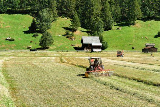 Ferien auf dem Berghof - Auszeit vom städtischen Alltag (Bild: Roman Babakin - shutterstock.com)