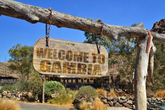 Welcome to Gambia (Bild: © esfera - shutterstock.com)