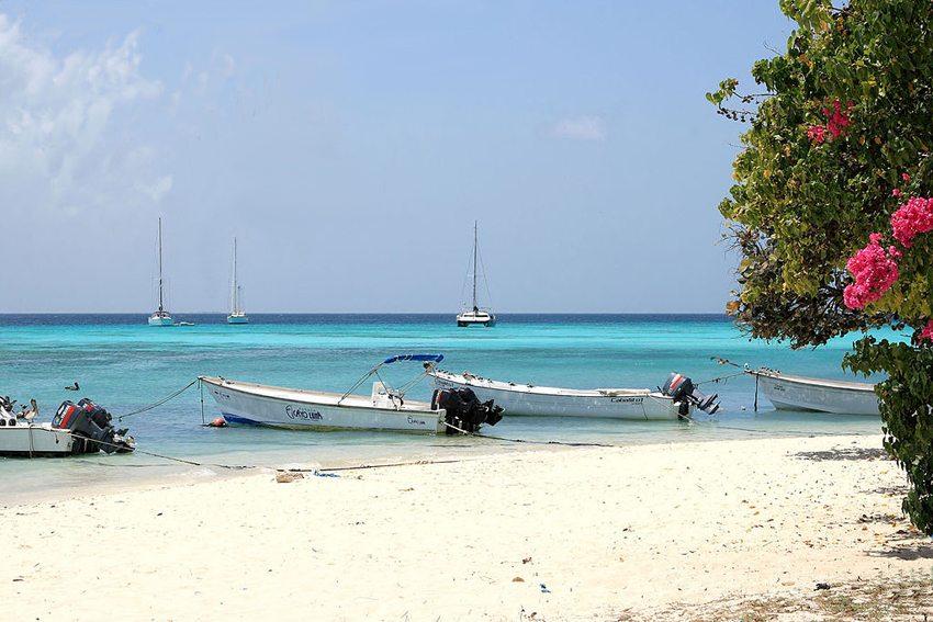 Strand auf Gran Roque (Bild: BIT1982, Wikimedia, CC)