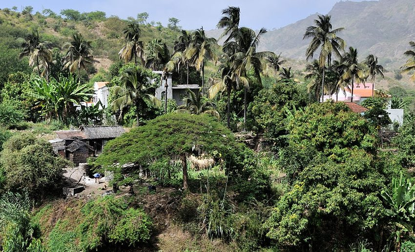 Insel Santiago, Kapverden (Bild: Cayambe, Wikimedia, CC)