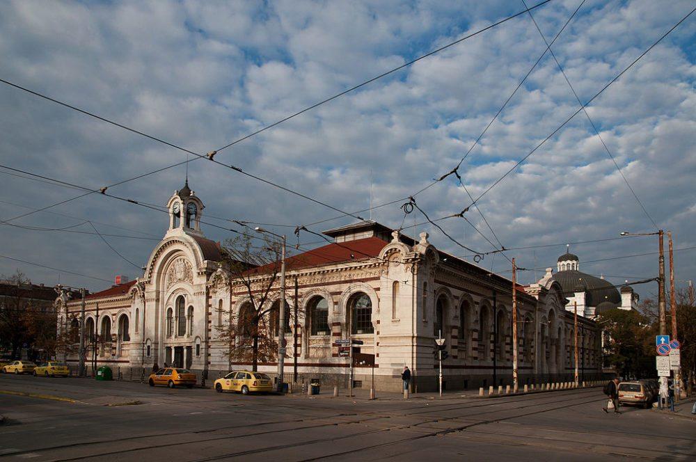 Zentralmarkthalle von Sofia (© MrPanyGoff / Wikimedia / CC)