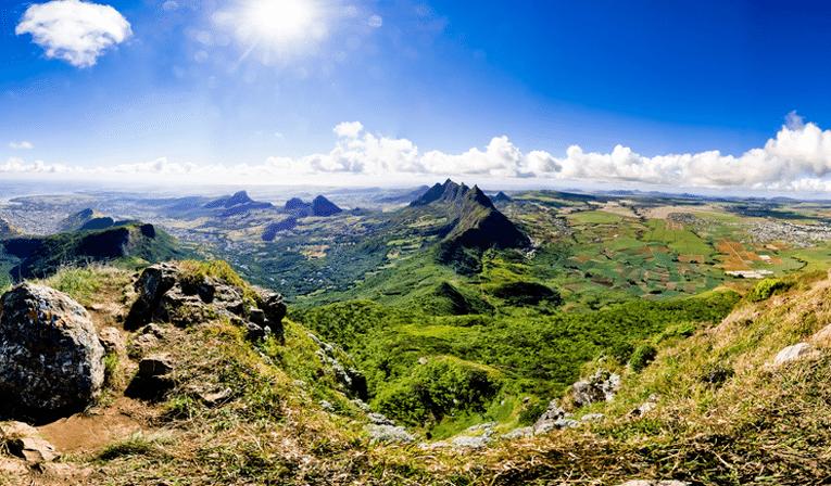 Im Inselinneren präsentiert Mauritius seine vulkanischen Ursprünge. (Bild: Clément Larher, Wikimedia, CC)