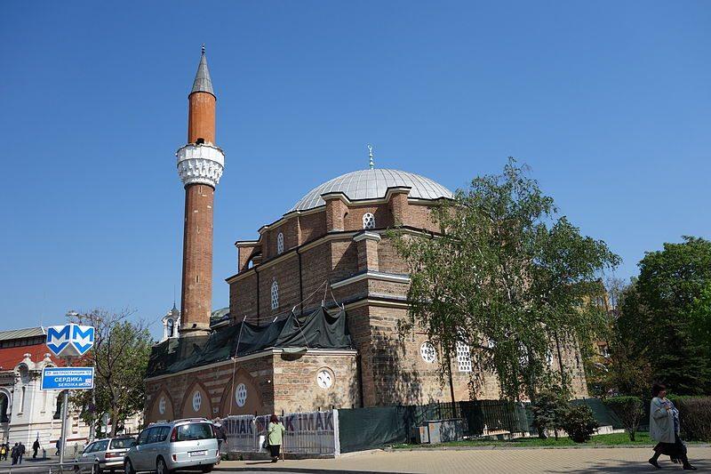 Banja-Baschi-Moschee, eine der ältesten Moscheen Europas (© Manastirile / Wikimedia / CC)