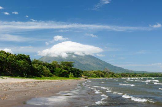 Der Vulkan Concepción auf der Insel Ometepe, Nicaragua (Bild: © Rafal Cichawa - shutterstock.com)
