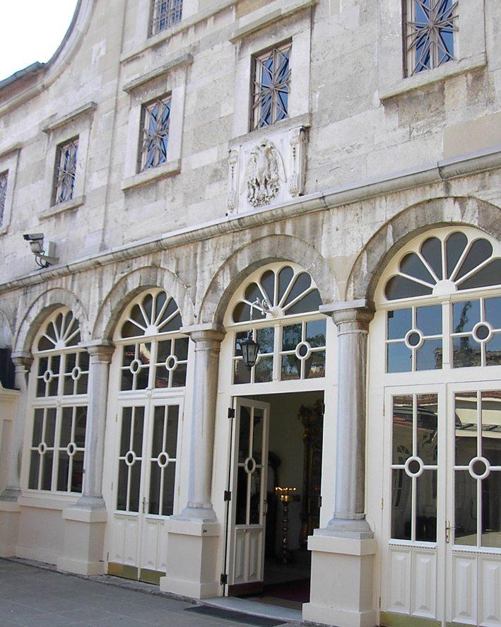 Georgskathedrale in Istanbul – Sitz des Ökumenischen Patriarchen (Bild: Adam Carr, Wikimedia)