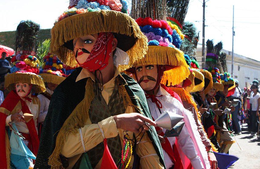 Traditioneller Tany von Toro Huaco in Nicaragua (Bild: Jorge Mejía Peralta, Wikimedia, CC)