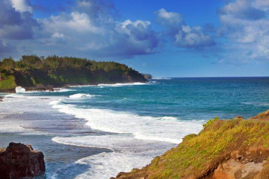Gris Gris Beach im Süden von Mauritius (Bild: © KKulikov - shutterstock.com)