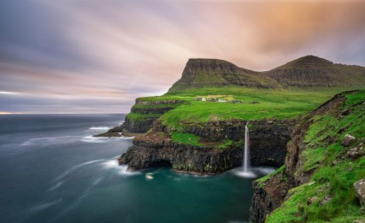 Auf Vagar herrscht eine faszinierende Landschaft (Bild: © Nick Fox - shutterstock.com)