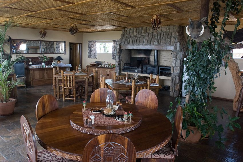 Restaurant in Namibia (Bild: Greg Willis, Wikimedia, CC)