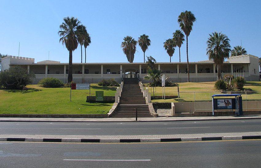 Alte Feste in Windhoek (Bild: Lonelyplanet, Wikimedia, CC)