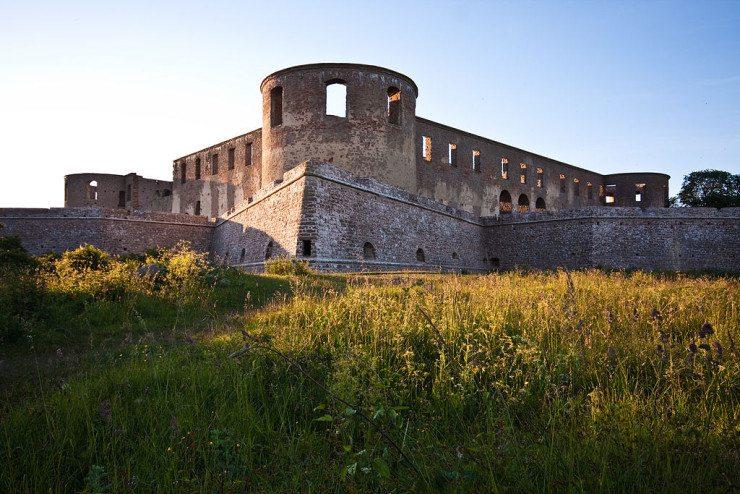 Schlossruine Borgholm (© Håkan Dahlström / Wikimedia / CC)