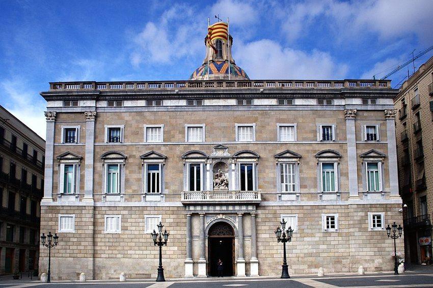 Palau de la Generalitat, Barcelona (Bild: Jan Harenburg, Wikimedia, CC)
