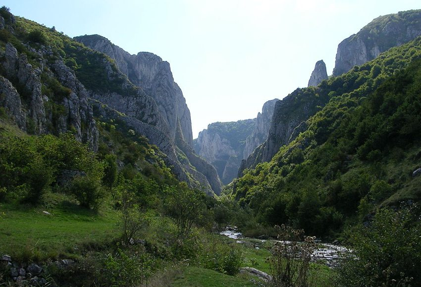 Cheile Turzii, Rumänische Westkarpaten (Bild: Cristian Bortes, Wikimedia, CC)