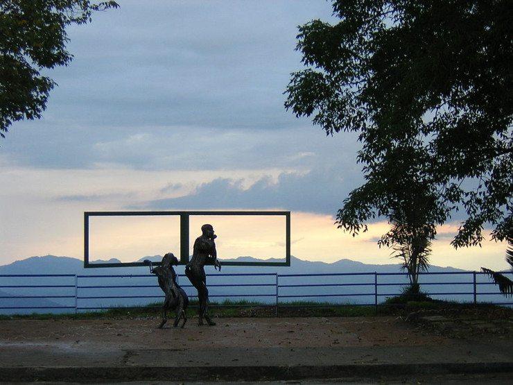 Panoramaweg in Manizales (© Octavio Andres Gonzalez Estrada / Wikimedia / CC)