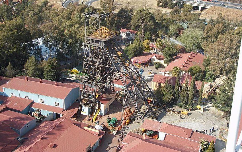 "Freizeitpark ""Gold Reef City"" in Johannesburg (Bild: Nolween, Wikimedia, CC)"
