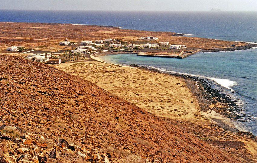 Pedro Barbo, La Graciosa, Kanarische Inseln (Bild: Wiki05, Wikimedia, CC)