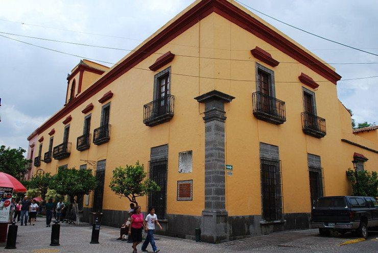 Kolonialer Vorort Tlaquepaque (© Thelmadatter / Wikimedia / CC)