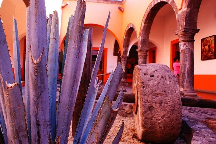 Nationales Tequila-Museum in Tequila (© Pabloangulo84 / Wikimedia / CC)