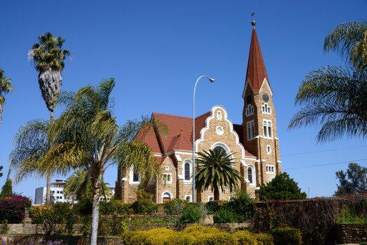 Christchurch (Bild: © TravelNerd - shutterstock.com)