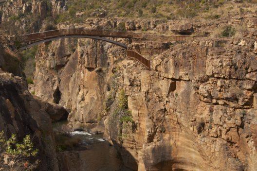 Brücke über den Blyde-River (Bild: © JeremyRichards - shutterstock.com)