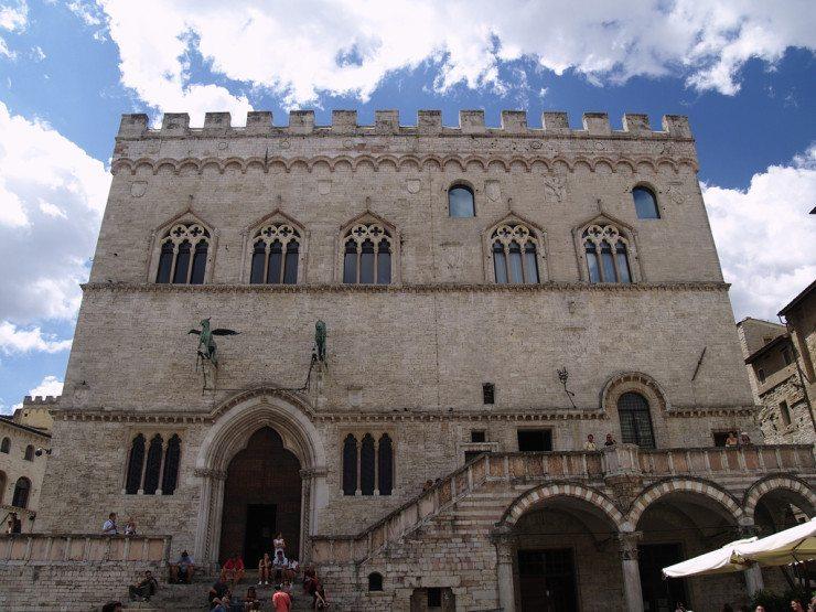 Rathaus und Museum: der Palazzo dei Priori (© Maurizio Zanetto / Wikimedia / CC)
