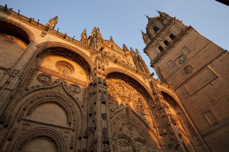 Neue Kathedrale von Salamanca (© PMRMaeyaert / Wikimedia / CC)