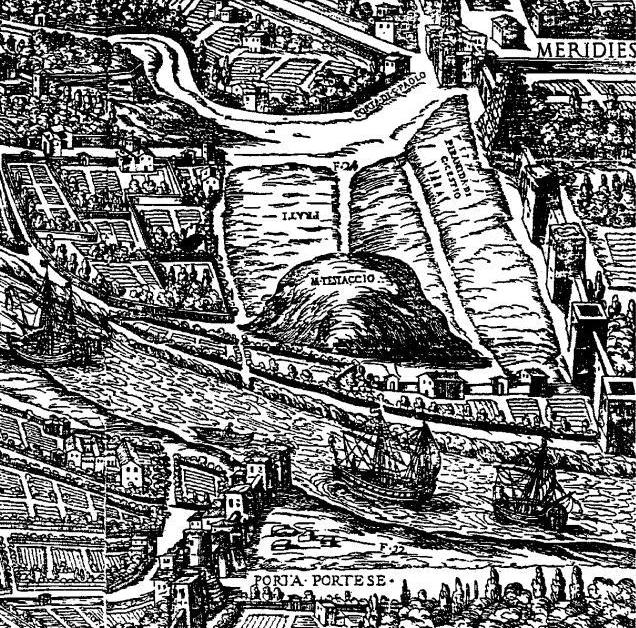Monte Testaccio 1625 (Wikipedia)