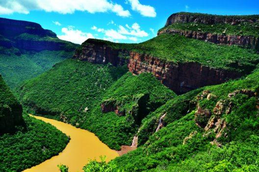 Blyde-River-Canyon (Bild: © orangecrush - shutterstock.com)