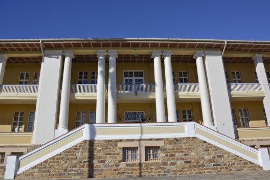 Tintenpalast – Regierungssitz in Windhoek (Bild: © Andreas Juergensmeier - shutterstock.com)