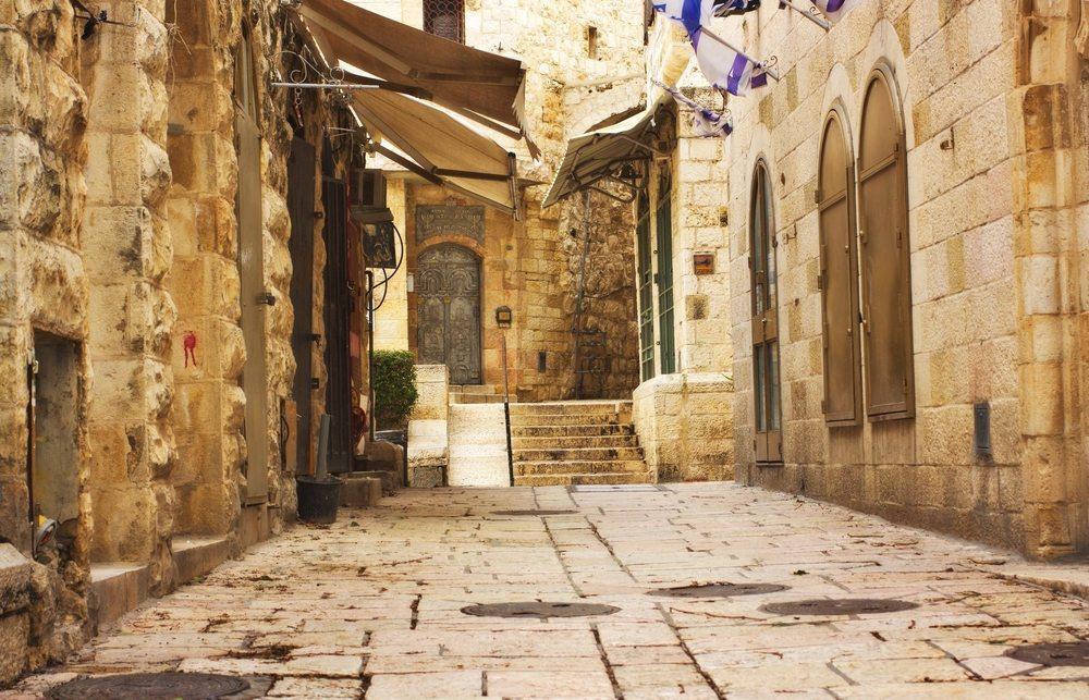 Jerusalem, Altstadt (Bild: Phish Photography, shutterstock.com)
