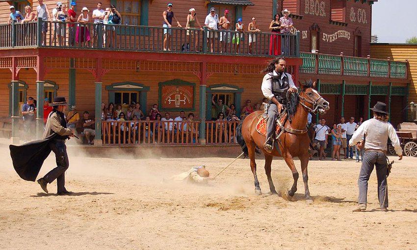 Mini-Hollywood von Almería (Bild: Emilio del Prado, Wikimedia, CC)