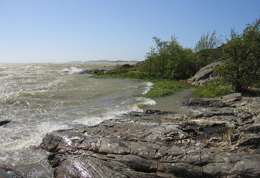 Landschaft auf Hisingen, Göteborg (Bild: Jesperhallen, Wikimedia, CC)