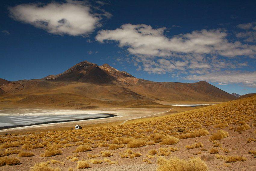 Die Atacama-Wüste im Norden Chiles (Bild: Angelica1979, Wikimedia, CC)