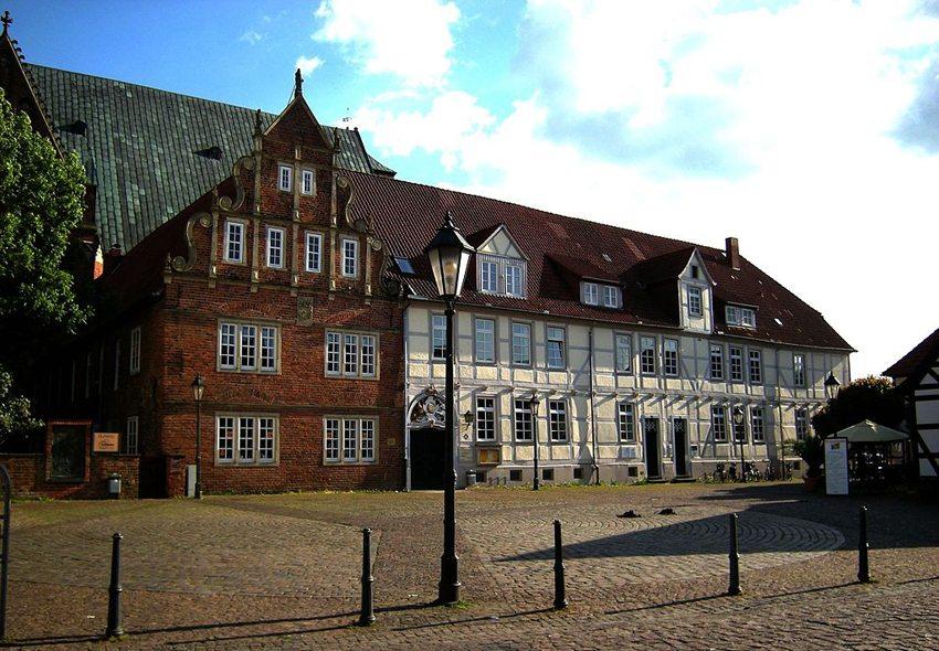 Domplatz in Verden (Bild: Franzfoto, Wikimedia, GNU)