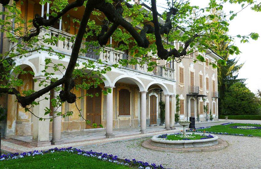 Villa Mylius in Varese (Bild: Docfra, Wikimedia, CC)