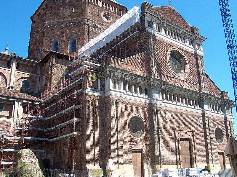 Der Dom von Pavia (Bild: Geobia, Wikimedia, CC)